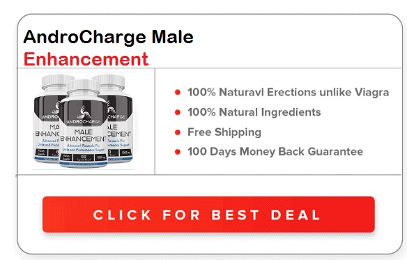 AndroCharge Pills Review